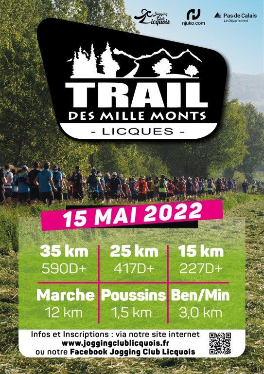 AfficheTraildesMilleMonts